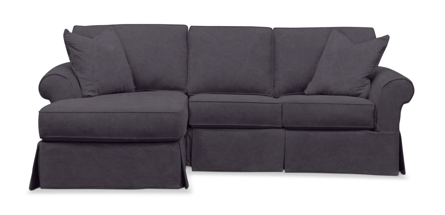Super Sawyer 2 Piece Slipcover Sectional With Loveseat And Chaise Cjindustries Chair Design For Home Cjindustriesco