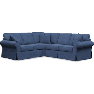 Sawyer 2-Piece Slipcover Sectional with Sofa and Loveseat