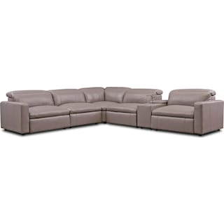 Leather Living Room Furniture Value City