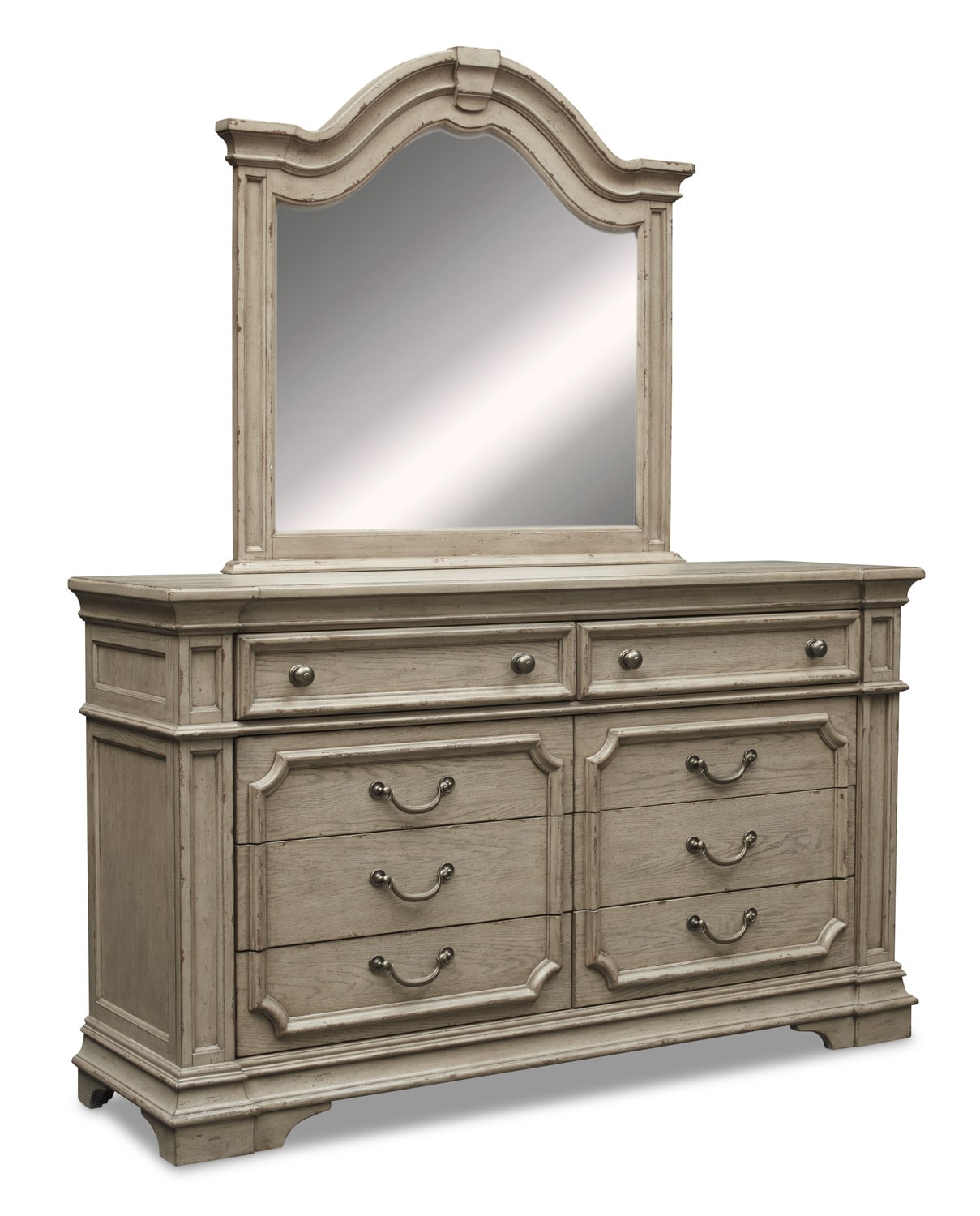 Bedroom Furniture - Chatelet Dresser and Mirror