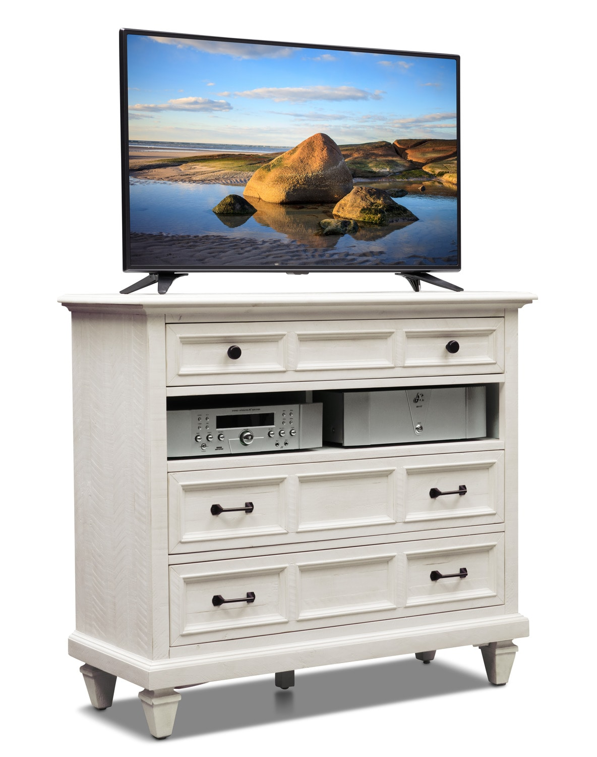 Pin By Mallikarjuna On T V Cabinet: Harrison TV Stand - Chalk