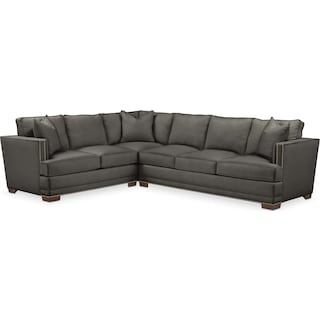 Arden 2-Piece Sectional with Sofa