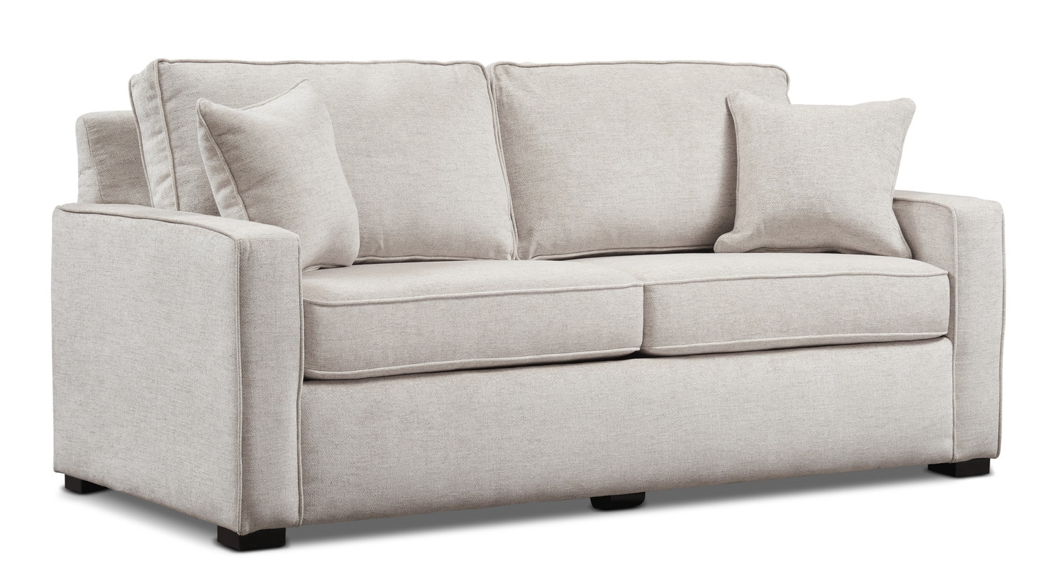 "Living Room Furniture - Mayson 78"" Full Sleeper Sofa"