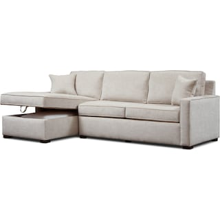 Mayson 2 Piece Sleeper Sectional