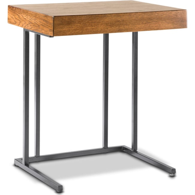 Accent and Occasional Furniture - Pull Up Table