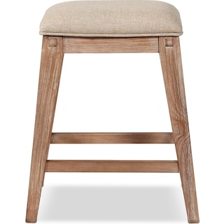 August Counter-Height Stool