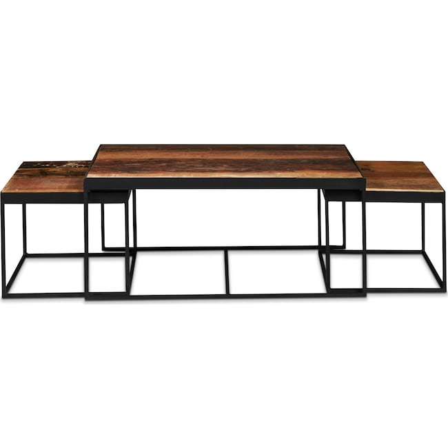 Accent and Occasional Furniture - Marshfield Nesting Tables