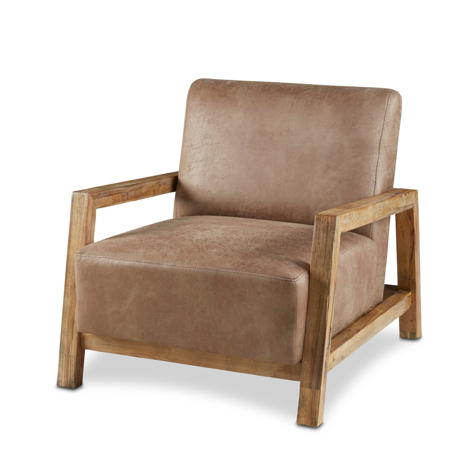 Accent and Occasional Furniture - Cameron Accent Chair - Taupe
