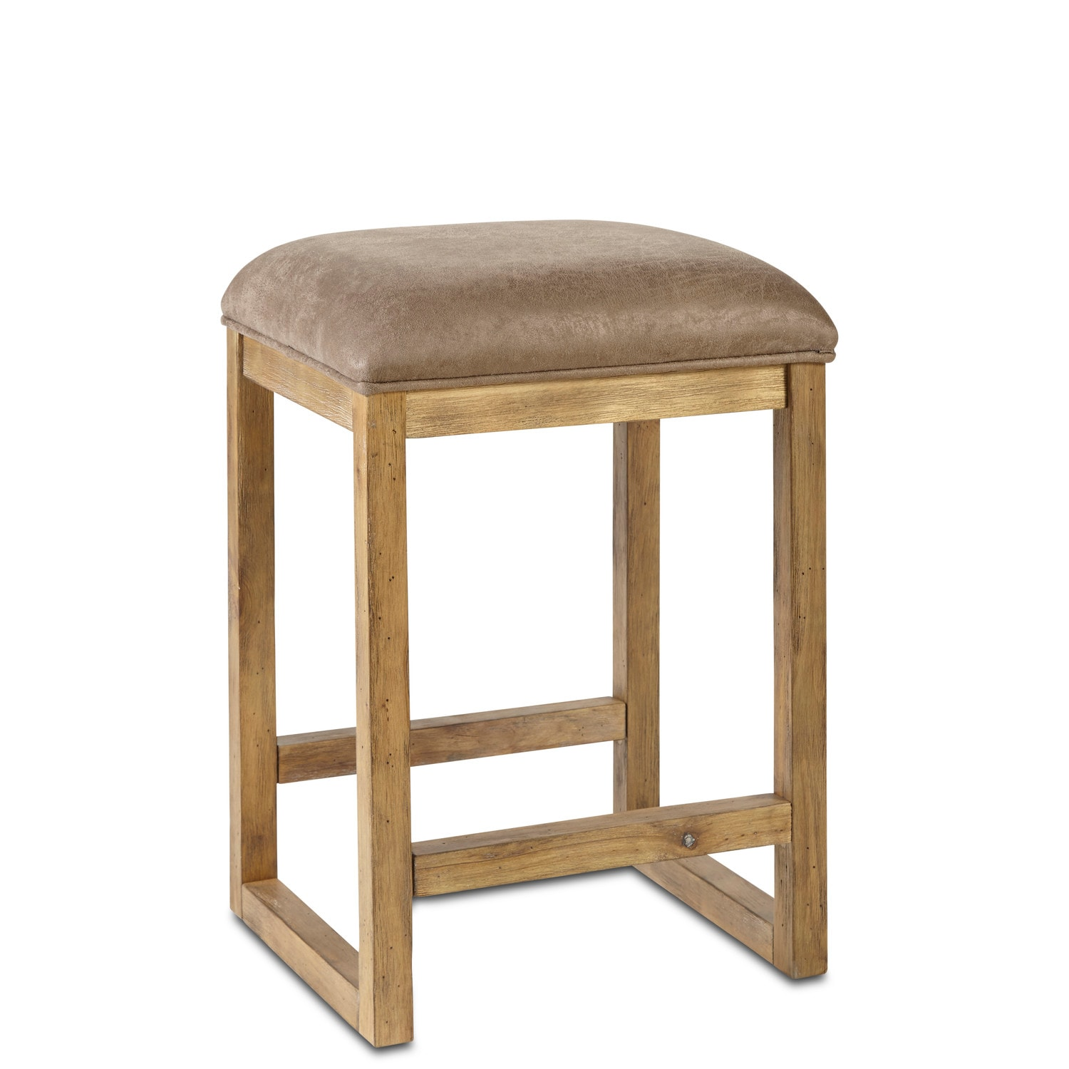 Accent and Occasional Furniture - Cameron Counter-Height Stool - Taupe