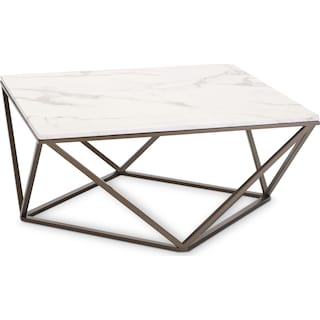 Emma Coffee Table - Stone