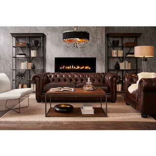 Leather Living Room Furniture | Value City