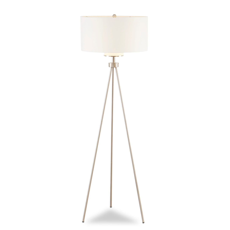 Home Accessories - Pacific Tripod Floor Lamp