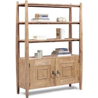 Farrah Bookcase - Pine