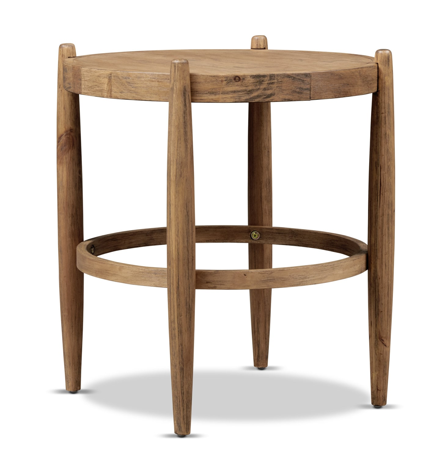 Accent and Occasional Furniture - Farrah End Table - Pine
