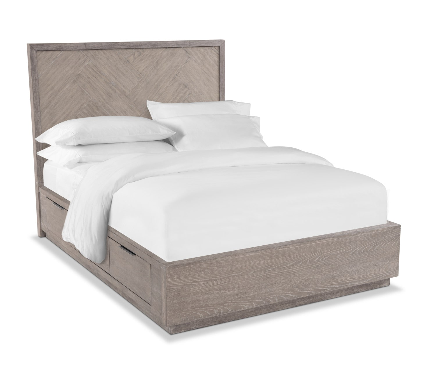 Bedroom Furniture - Zen Storage Bed