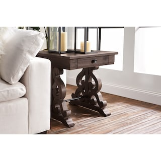 Charthouse End Table
