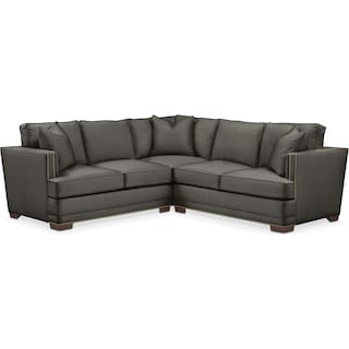 Arden 2-Piece Sectional with Loveseat