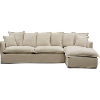 Reid 2-Piece Sectional with Chaise