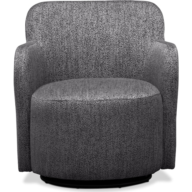 Accent and Occasional Furniture - Garcia Swivel Chair