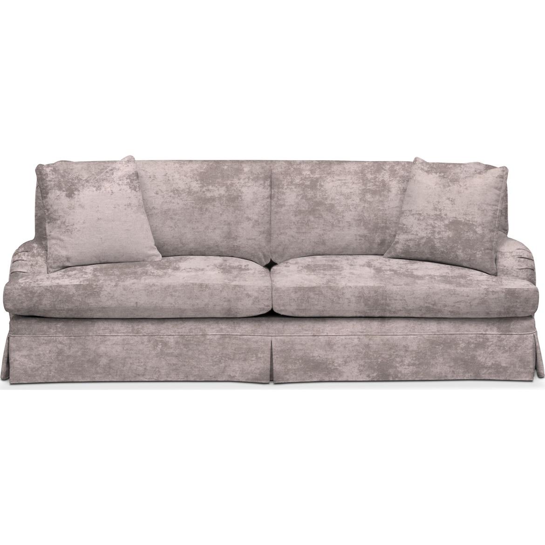 Simmons Mason Charcoal Sofa Baci Living Room