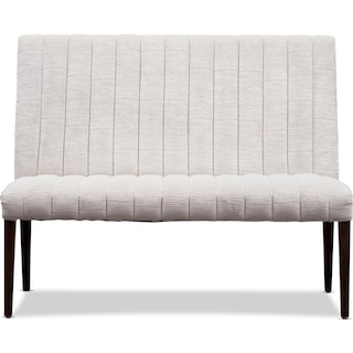 Artemis Bench - Oyster