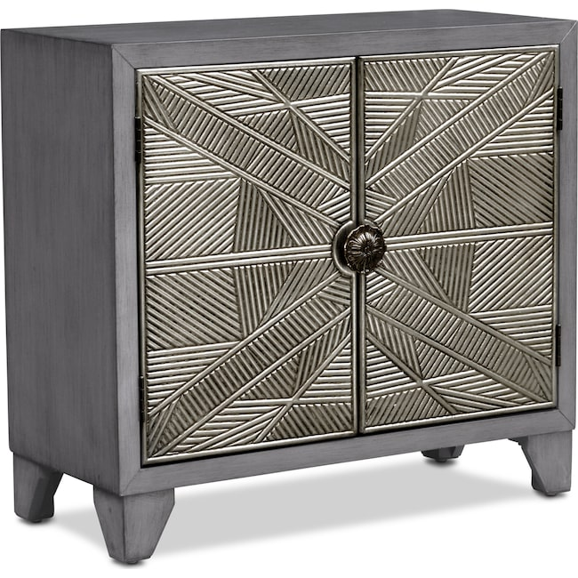 Accent and Occasional Furniture - Olivia Cabinet