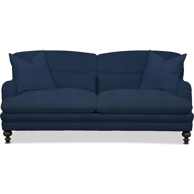 Living Room Furniture - Winnie Sofa - Navy