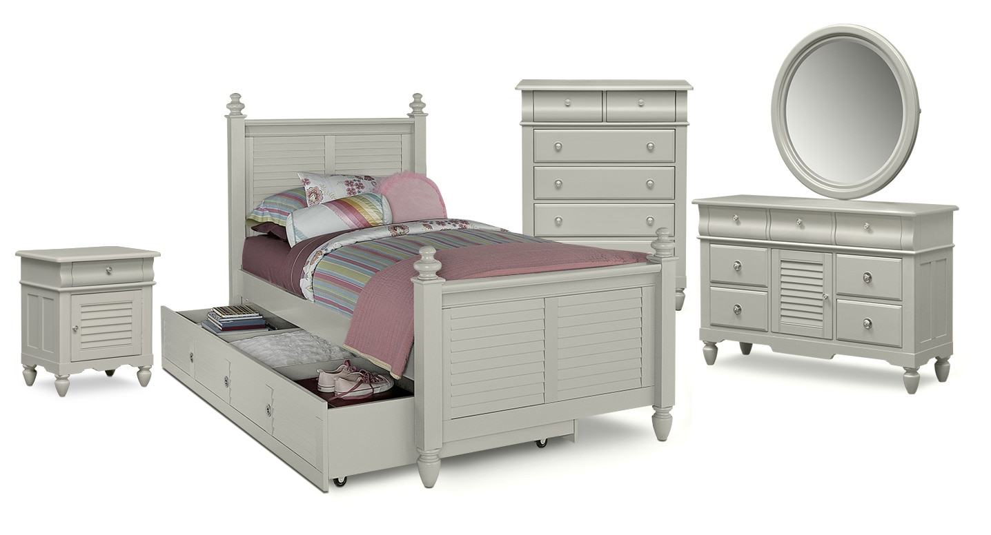 The Seaside Collection - Gray