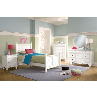 The Seaside Collection - White