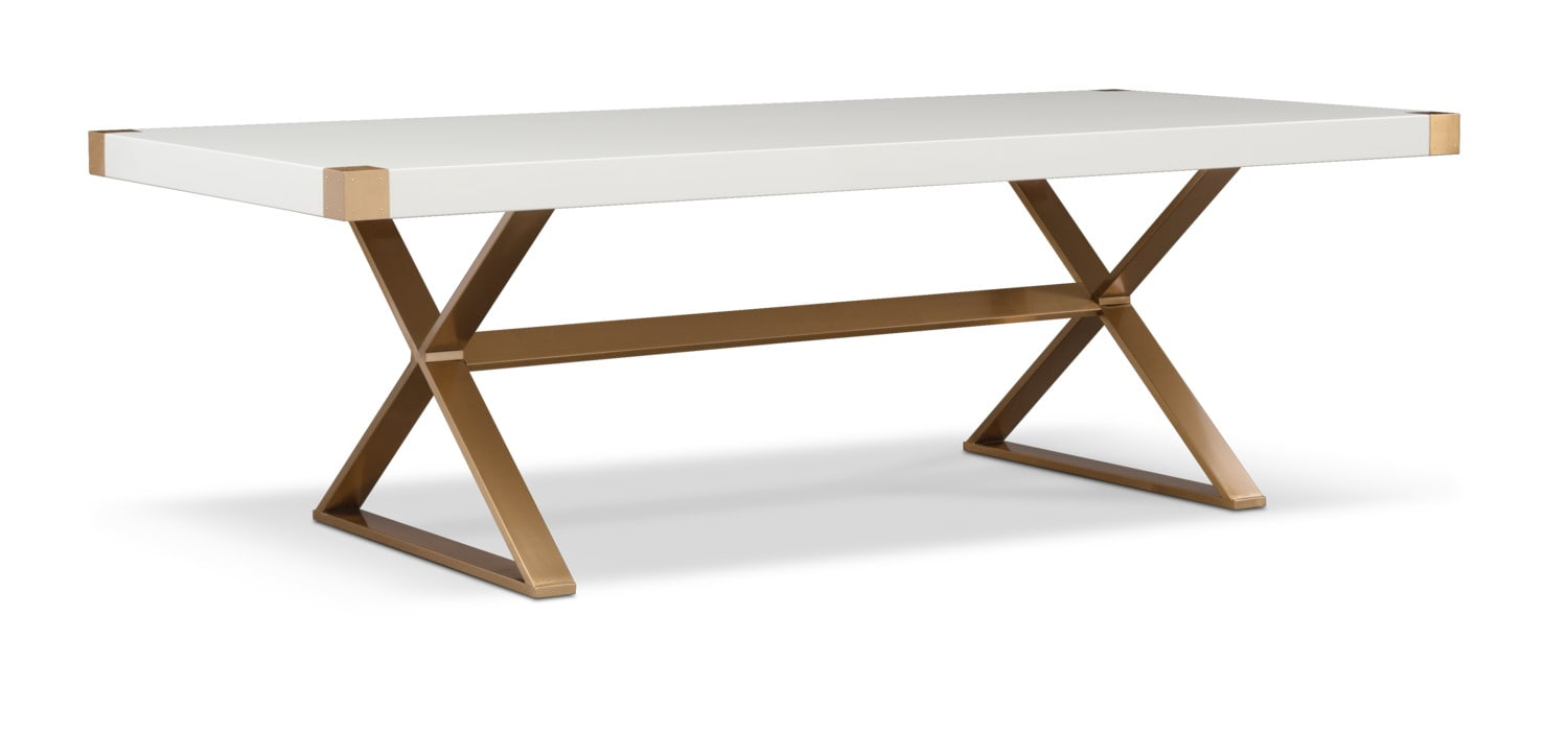 TOV Art Deco Dining Table