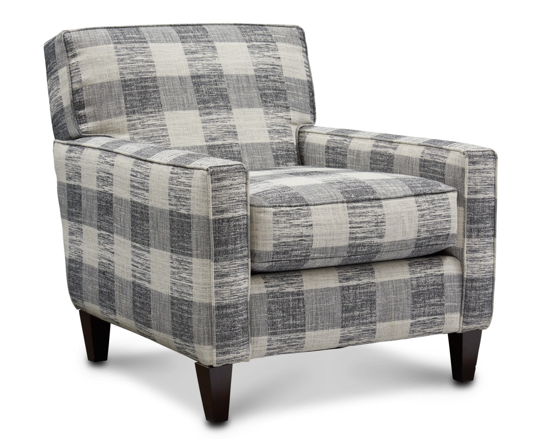 Living Room Furniture - Garrett Accent Chair