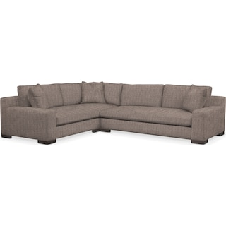 Ethan 2-Piece Sectional with Sofa