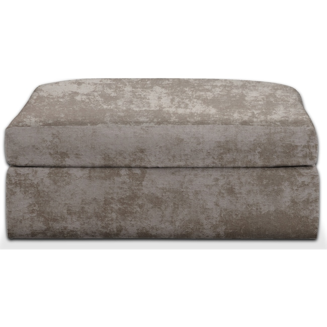 Living Room Furniture - Collin Ottoman