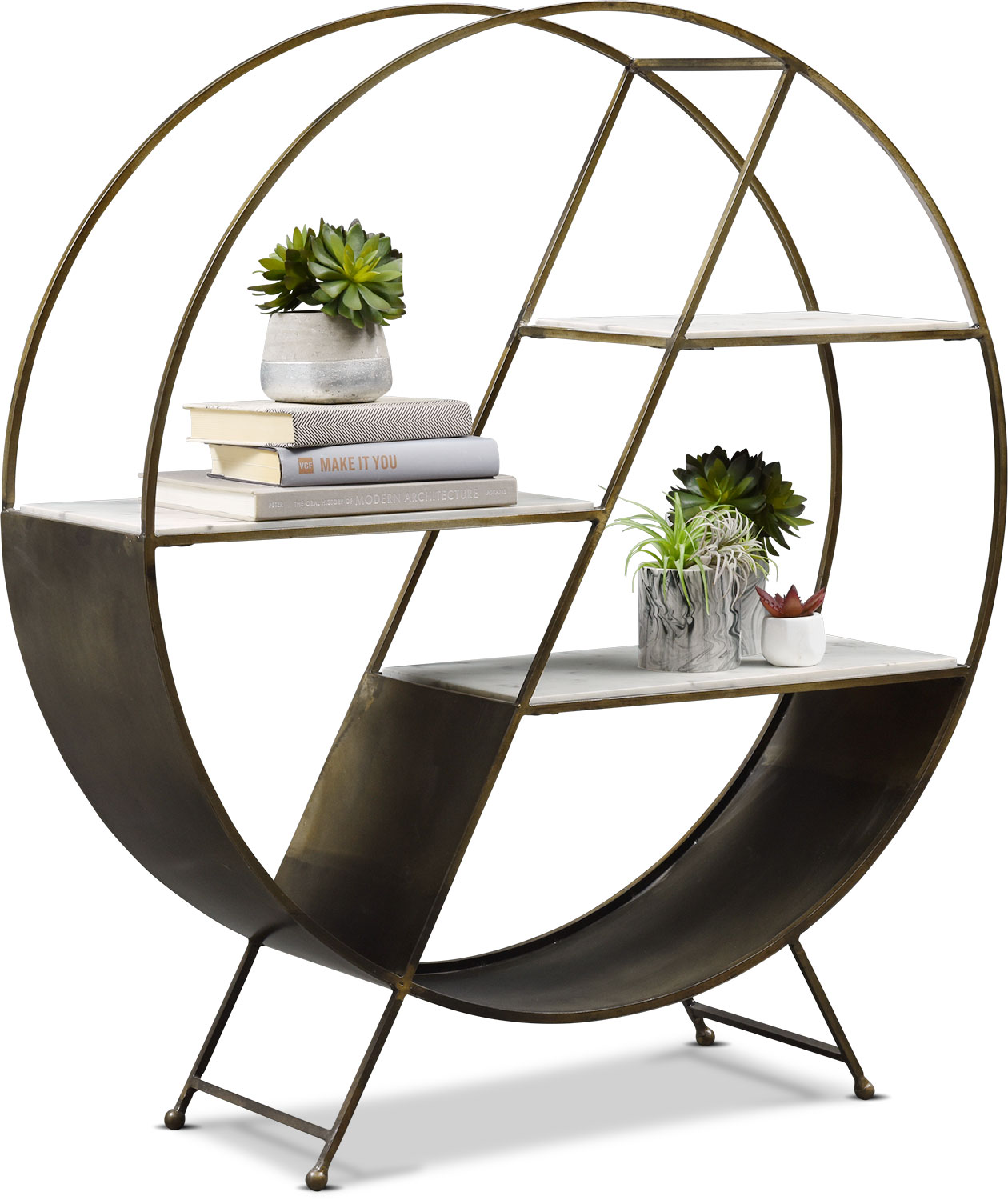 Home Office Furniture - Owen Bookcase