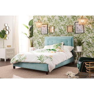 Charlie Upholstered Bed