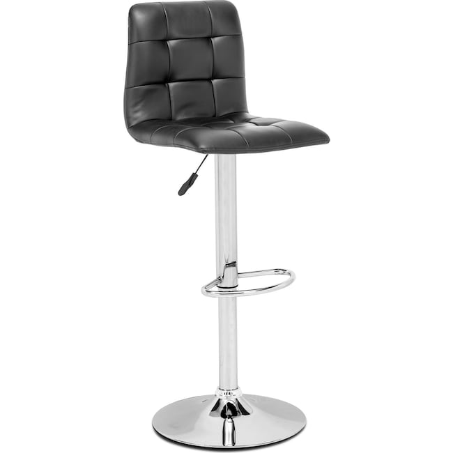 Dining Room Furniture - Huron Barstool - Black