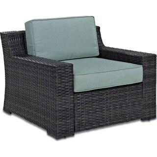 Tethys Outdoor Chair - Mist