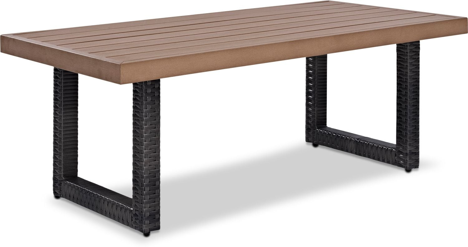 Outdoor Furniture - Tethys Outdoor Coffee Table