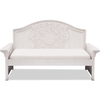 Florence Twin Daybed - Antique Linen