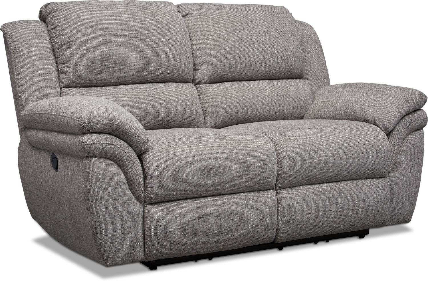Swell Aldo Manual Reclining Loveseat Pabps2019 Chair Design Images Pabps2019Com