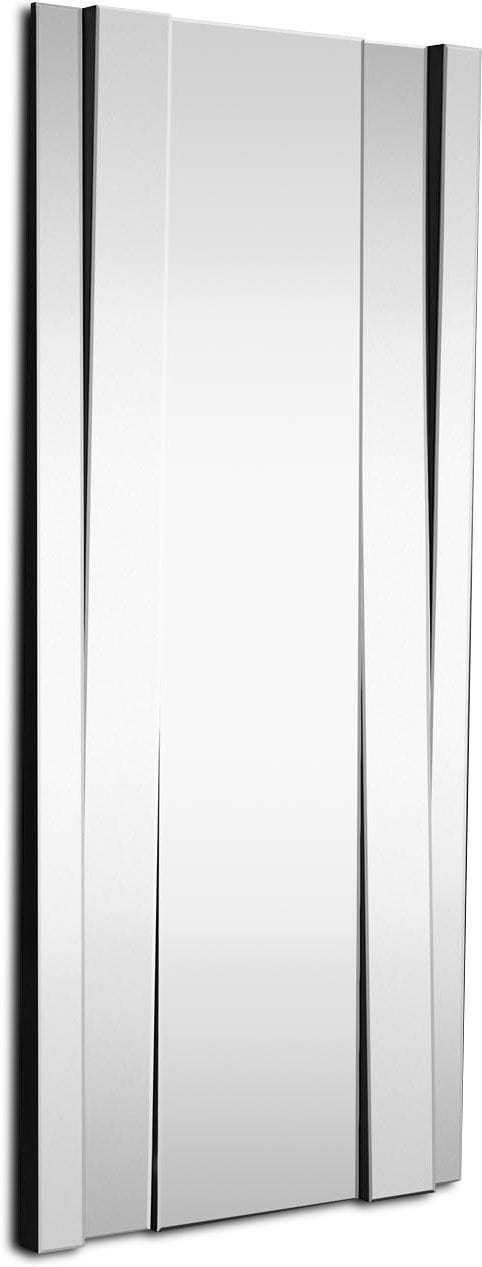 Home Accessories - Angled Panel Floor Mirror