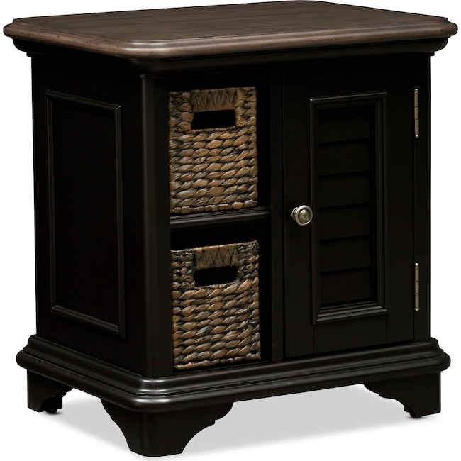Accent and Occasional Furniture - Charleston Chairside Table