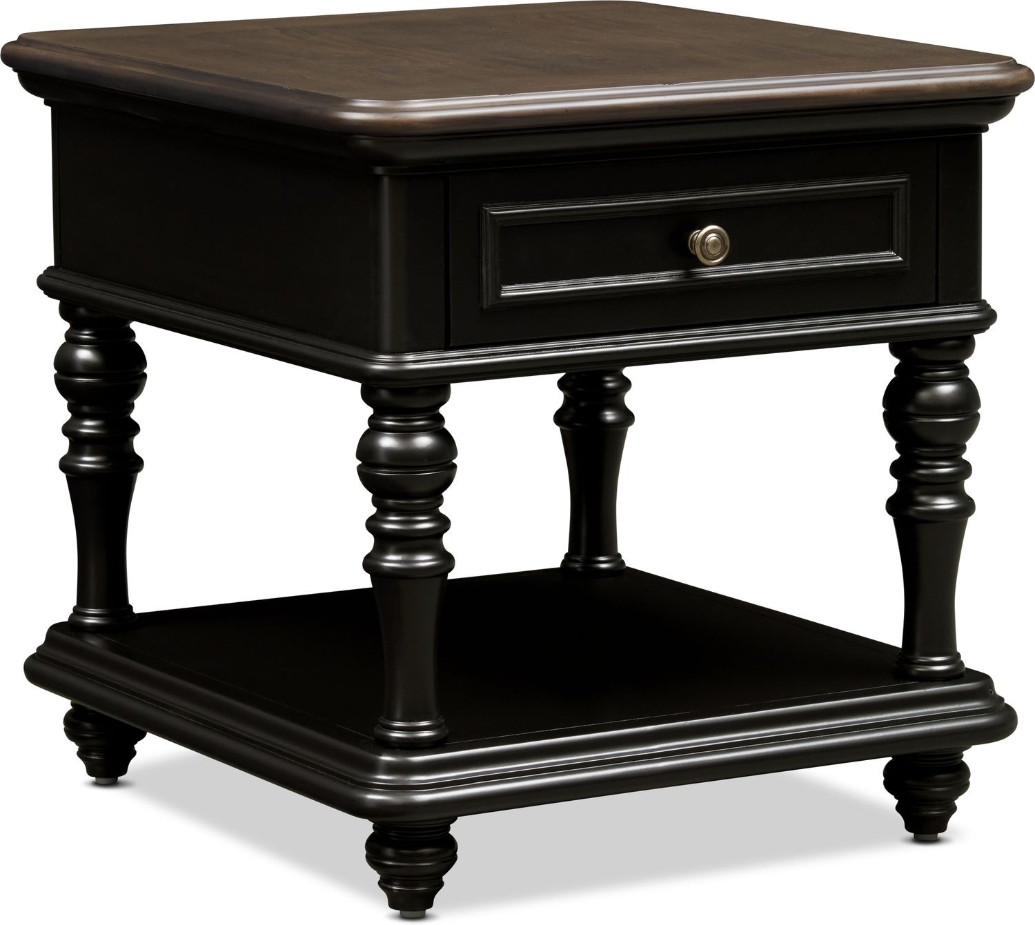 Accent and Occasional Furniture - Charleston End Table