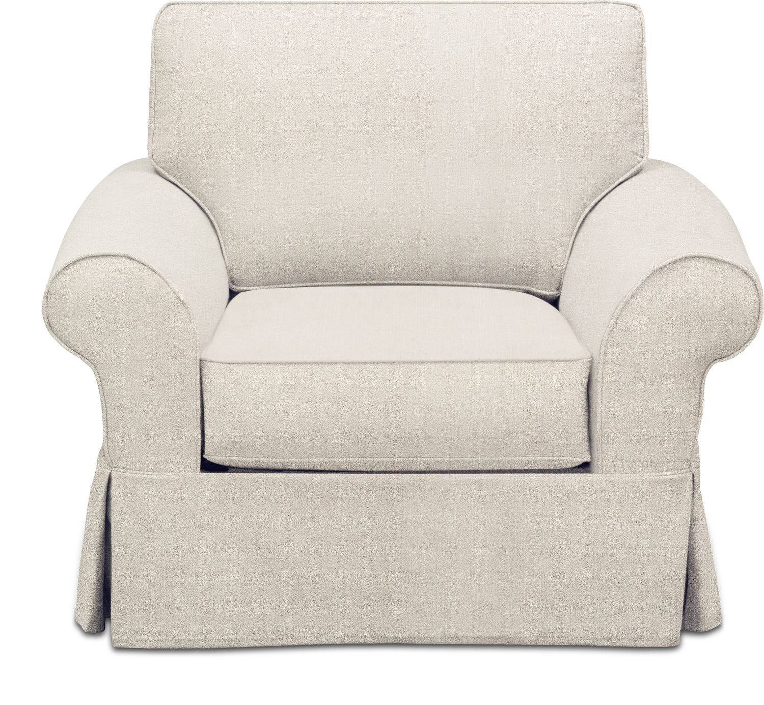 Living Room Furniture - Sawyer Slipcover Chair