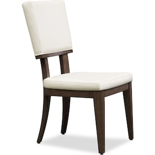 Brooks Side Chair White