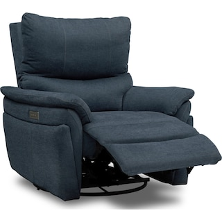 Maddox Triple-Power Swivel Recliner