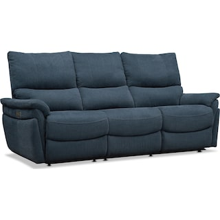 Maddox 2-Piece Triple-Power Reclining Sofa