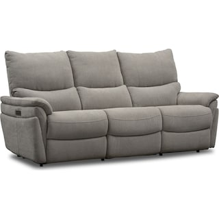 Maddox Triple Power Reclining 2-Piece Sofa