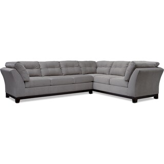 Sebring 2-Piece Sectional with Sofa