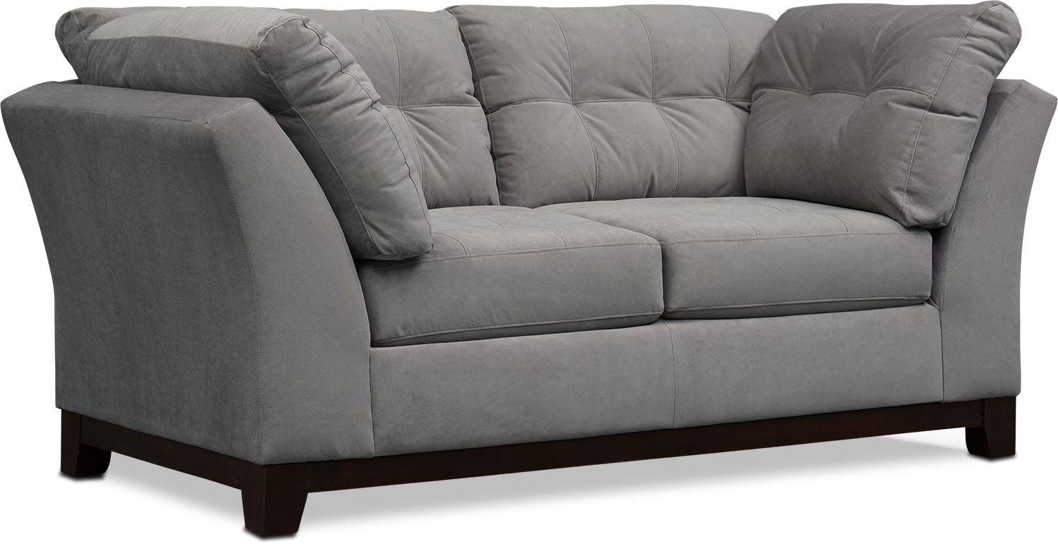 Living Room Furniture - Sebring Loveseat